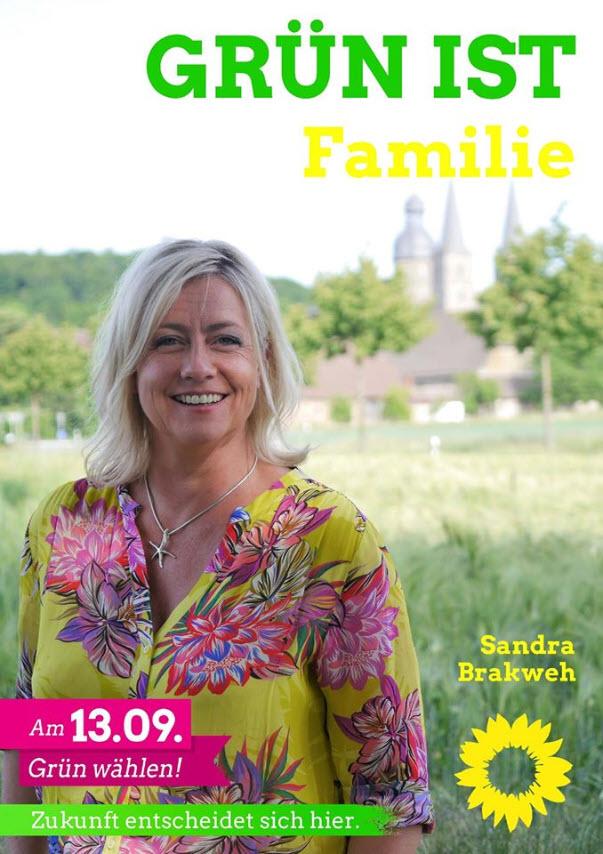 Sandra Brakweh unsere Kandidatin für den Wahlbezirk Vörden 2