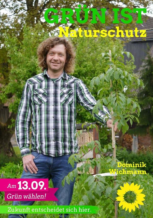 Dominik Wichmann unser Kandidat für den Wahlbezirk Vörden 3