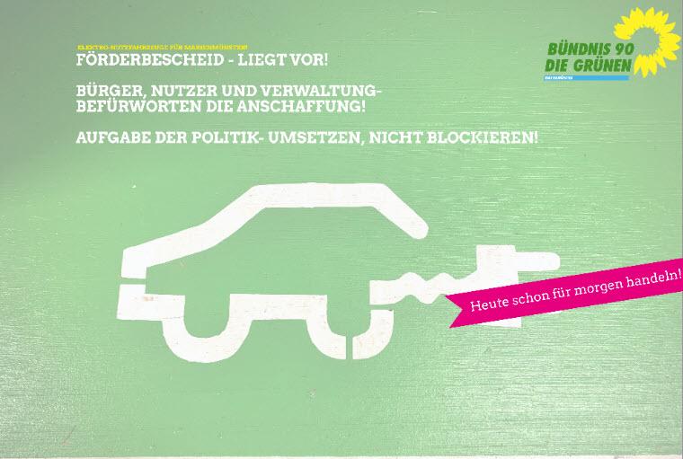 Elektro-Nutzfahrzeuge für Marienmünster