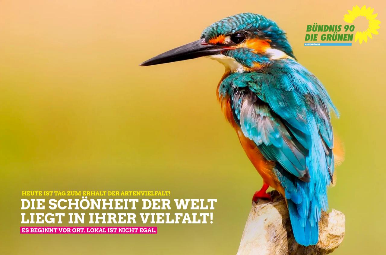 Internationaler Tag der biologischen Vielfalt am 22.05.2021